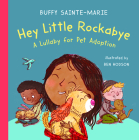 Hey Little Rockabye: A Lullaby for Pet Adoption Cover Image