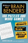 Mensa® Best Brain Benders: 100 Puzzles and Word Games (Mensa® Brilliant Brain Workouts) Cover Image