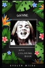 6ix9ine Epic Coloring Book: A Stress Killing Adult Coloring Book Mixed with Fun and Learning Cover Image