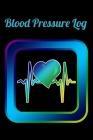 Blood Pressure Log: Small 6x9