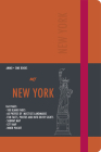 New York Visual Notebook: Orange Juice Cover Image