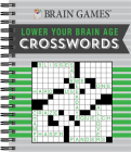 Brain Games Lower y Brain Age Crossword Cover Image