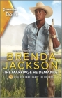 The Marriage He Demands: A Passionate Western Romance Cover Image