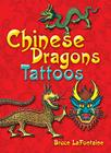 Chinese Dragons Tattoos (Temporary Tattoos) Cover Image