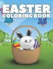 Easter Coloring Book: 100 Pages of Fantastic Designs, Easter Egg, Bunny and More! Cover Image