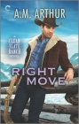 Right Move: A Gay Cowboy Romance (Clean Slate Ranch #6) Cover Image