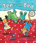 Ten in the Bed (Jane Cabrera's Story Time) Cover Image