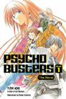 Psycho Busters, Volume 1 Cover Image