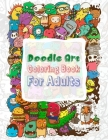 Doodle Art Coloring book for Adults: 50 Doodle Art Coloring Pages For Fun, Relaxation and Stress Relief - Best Gift For Girls And Boys Cover Image