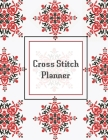 Cross Stitch Planner: Grid Graph Paper Squares, Design Your Own Pattern, Notebook Designs, Journal Cover Image