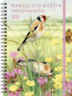 Marjolein Bastin Nature's Inspiration 2021 Monthly/Weekly Planner Calendar Cover Image