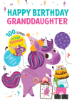 Happy Birthday Granddaughter Cover Image