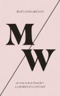 M/W: An Essay on Jean Eustache's La Maman Et La Putain Cover Image