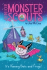 It's Raining Bats and Frogs! (Junior Monster Scouts #3) Cover Image