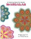 Mandala: Adult Coloring Book: Mandala: Coloring For Relax Cover Image