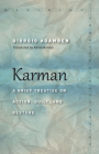 Karman: A Brief Treatise on Action, Guilt, and Gesture (Meridian: Crossing Aesthetics) Cover Image