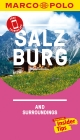 Salzburg and Surroundings Marco Polo Pocket Guide Cover Image