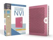 Santa Biblia Nvi, Ultrafina Compacta, Rosa C/Cierre Cover Image