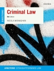 Criminal Law Directions Cover Image