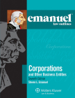 Emanuel Law Outlines: Corporations, Seventh Edition Cover Image