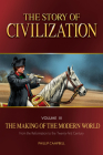 The Story of Civilization: The Making of the Modern World Text Book Cover Image