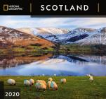 Cal 2020-National Geographic Scotland Wall Cover Image