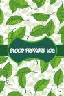 Blood Pressure Log: Daily Tracking of Blood Pressure and Pulse Cover Image