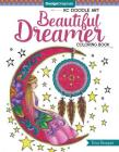 Kc Doodle Art Beautiful Dreamer Coloring Book Cover Image