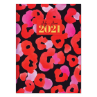 Cal 2021- Poppy Go Lucky Academic Year Planner Cover Image