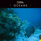 National Geographic: Oceans 2022 Wall Calendar Cover Image