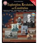 Exploration, Revolution, and Constitution, Grades 6 - 12 (American History (Mark Twain Media)) Cover Image