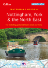 Collins/Nicholson Waterways Guide 6 – Nottingham, York & the North East: The Bestselling Guides to Britain's Canals and Rivers Cover Image