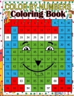 Color By Numbers Coloring Book: Coloring Book for Kids Ages 4-8 Cover Image