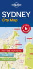 Lonely Planet Sydney City Map 1 Cover Image