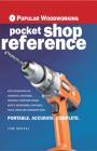 Popular Woodworking Pocket Shop Reference Cover Image