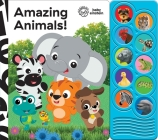 Baby Einstein: Amazing Animals! [With Battery] (Play-A-Sound) Cover Image