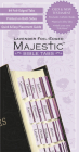 "Majestic Bible Tabs Lavender (Majesticâ""¢ Bible) Cover Image"
