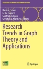 Research Trends in Graph Theory and Applications (Association for Women in Mathematics #25) Cover Image