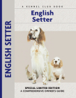 English Setter (Comprehensive Owner's Guide) Cover Image