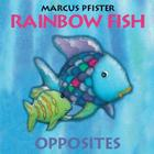 Rainbow Fish Opposites Cover Image