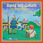 David & Goliath: The Brick Bible for Kids Cover Image