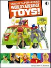 Mego 8 Super-Heroes: World's Greatest Toys! Cover Image