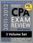 Wiley CPA Exam Review 2 Volume Set Cover Image