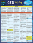 GED Test Prep - Mathematical Reasoning: A Quickstudy Laminated Reference Guide Cover Image