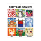Magnets Artsy Cats Cover Image