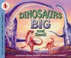 Dinosaurs Big and Small Cover Image