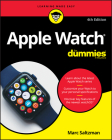 Apple Watch for Dummies Cover Image