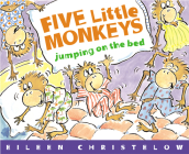 Five Little Monkeys Jumping on the Bed Big Book (A Five Little Monkeys Story) Cover Image
