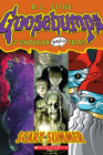 Scary Summer (Goosebumps Graphic Novels #3): A Graphix Book Cover Image