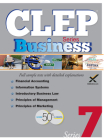 CLEP Business Series 2017 Cover Image